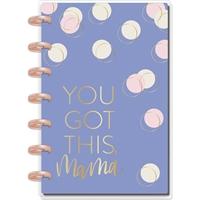 Εικόνα του Happy Planner 12-Month Dated Mini Planner - Modern Mom