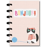 Εικόνα του Happy Planner 12-Month Dated Mini Planner - Ooh La La