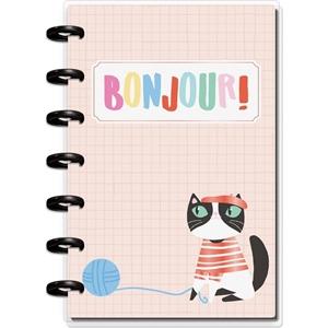 Picture of Happy Planner 12-Month Dated Mini Planner - Ooh La La