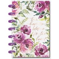 Εικόνα του Happy Planner 12-Month Dated Mini Planner - Spring Floral