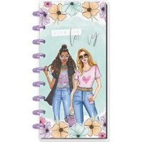 Εικόνα του Happy Planner X Rongrong 12-Month Dated Skinny Planner - Life Is Lovely