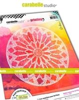 Εικόνα του Carabelle Studio Unmounted Art Printing Stamp - Rosace