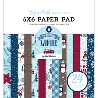 Εικόνα του Carta Bella Μπλοκ Scrapbooking 15x15 - My Favorite Winter