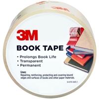 Εικόνα του Scotch Book Tape - Ταινία Επιδιόρθωσης Βιβλίων