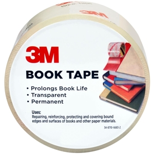Picture of Scotch Book Tape - Ταινία Επιδιόρθωσης