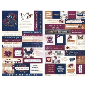 Picture of Darcelle Stickers - Quotes & Words