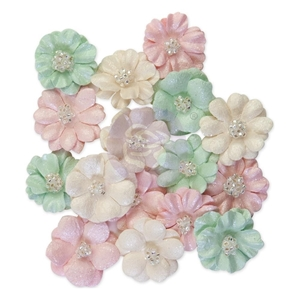 Picture of Dulce Mulberry Paper Flowers - Above The Clouds