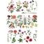 """Εικόνα του Prima Re-Design Decor Transfer - Floral Collection 22""""X32"""""""
