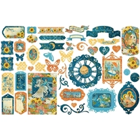 Εικόνα του Dreamland Cardstock Die-Cut Assortment