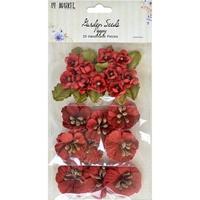 Εικόνα του 49 & Market Garden Seeds Χάρτινα Λουλούδια - Poppy