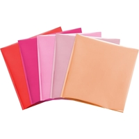"Εικόνα του We R Memory Keepers Foil Quill 12""X12"" Foil Sheets - Flamingo"