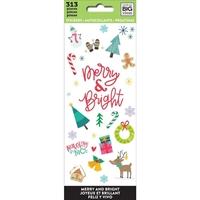 Εικόνα του Αυτοκόλλητα Me & My Big Ideas - Merry And Bright