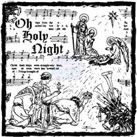 Εικόνα του Sweet Dixie Σφραγίδα Clear  A6 - Oh Holy Night