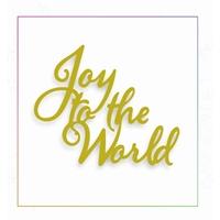 Εικόνα του Μήτρα Κοπής Sharon Callis - Joy to the World