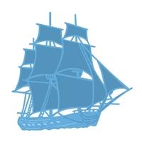 Εικόνα του Marianne Design Μήτρα Κοπής - Tinys Tall Ship