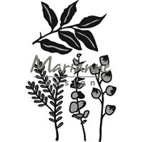 Εικόνα του Marianne Design Μήτρα Κοπής - Herbs & leaves