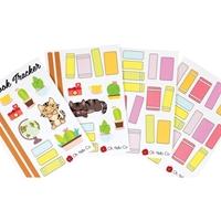 Εικόνα του Oh Hello Αυτοκόλλητα Planner - Build A Bookshelf