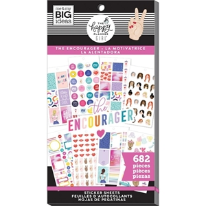 Picture of Create 365 Happy Planner Sticker Value Pack - Encourager