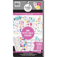 Εικόνα του Create 365 Happy Planner Sticker Value Pack - Encourager Mini