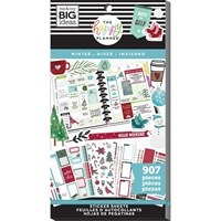 Εικόνα του Create 365 Happy Planner Sticker Value Pack - Winter