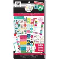 Εικόνα του Create 365 Happy Planner Sticker Value Pack - Christmas Joy