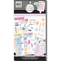 Εικόνα του Create 365 Happy Planner Sticker Value Pack - Watercolor Goals