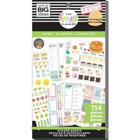 Εικόνα του Create 365 Happy Planner Sticker Value Pack - Yum