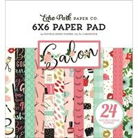 """Εικόνα του Echo Park Double-Sided Paper Pad 6""""X6"""" - Salon"""