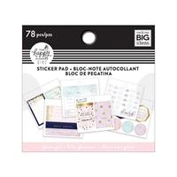 Εικόνα του Happy Planner Tiny Sticker Pad - Glam Girl