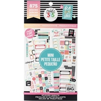 Εικόνα του Create 365 Happy Planner Sticker Value Pack - Productivity Mini