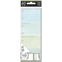 Εικόνα του Happy Planner Mini Half Sheet Fill Paper - Homebody