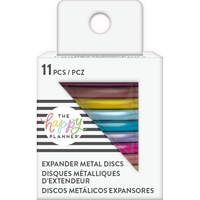 Εικόνα του Happy Planner Mini Metal Expander Discs - Rainbow