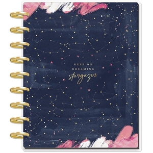 Picture of Happy Planner 12-Month Dated Deluxe Classic Planner - Stargazer Dreaming