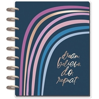 Εικόνα του Happy Planner 12-Month Dated Classic Planner - Jujube Geo Dreams