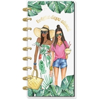 Εικόνα του Happy Planner X Rongrong 12-Month Dated Skinny Planner - Bright Days Ahead