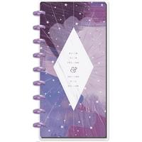 Εικόνα του Happy Planner Half Sheet Notebook - Stargazer