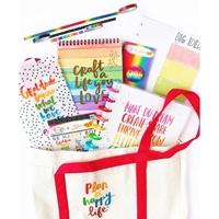 Εικόνα του Amy Tangerine Be Happy - Happy Planner Box