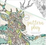 Εικόνα του KaiserColour Perfect Bound Coloring Book - Pattern Play
