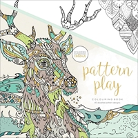 Εικόνα του KaiserColour Perfect Bound Coloring Book - Pattern Play