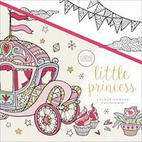 Εικόνα του KaiserColour Perfect Bound Coloring Book - Little Princess