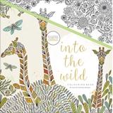 Εικόνα του KaiserColour Perfect Bound Coloring Book - Into The Wild