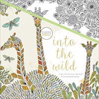 Εικόνα του KaiserColour Perfect Bound Coloring Book - Into The Wild