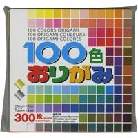 """Εικόνα του Aitoh Χαρτί Origami 3""""X3"""" - Assorted Colors"""