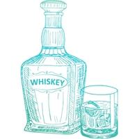Εικόνα του Couture Creations Σφραγίδα Μίνι - Whiskey