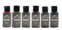 Εικόνα του Finnabair Art Alchemy Liquid Acrylic Paint - Value Pack of 6