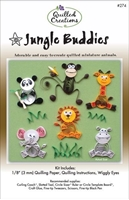 Εικόνα του Quilled Creations Quilling Kit - Jungle Buddies