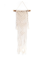 Εικόνα του Macrame Wall Hanger Kit - Three Triangles