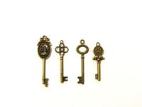 Εικόνα του Μεταλλικά Κλειδιά Αντικέ - Set 1