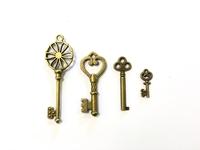 Εικόνα του Μεταλλικά Κλειδιά Αντικέ - Set 3