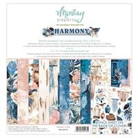 Εικόνα του Mintay Papers Συλλογή Χαρτιών Scrapbooking Harmony 12''x12''